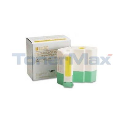 RICOH AFICIO COLOR 2003 TYPE H TONER YELLOW